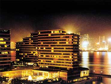 Hotel Inter-Continental of Hong Kong